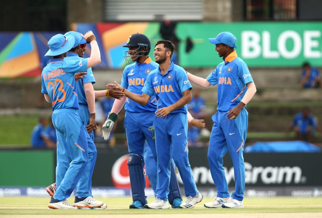 Under 19 World Cup 2020: India enters into Quarter Finals